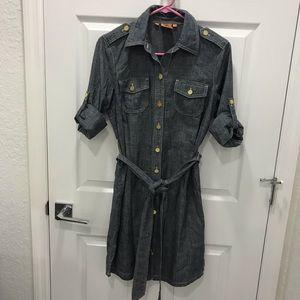 Tory Burch jean dress